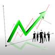 team, grafico, successo, statistiche
