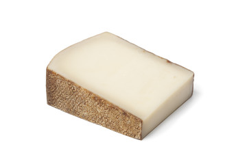 Piece of Swiss Gruyere cheese