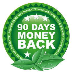 90 DAYS MONEY BACK ICON