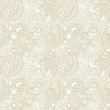 Fototapety vintage ornate seamless pattern