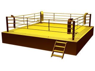 boxing ring, Boxring