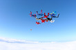 Skydiving photo - 33609157