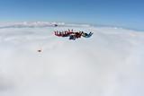 Fototapeta wiertło - ekstremalne - Sporty Powietrzne