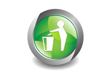 Keep Clean Button