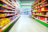 Fototapeta rynek - urząd - Na zakupach