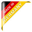 MADE IN GERMANY ecke
