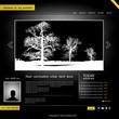 website template for personal portfolio