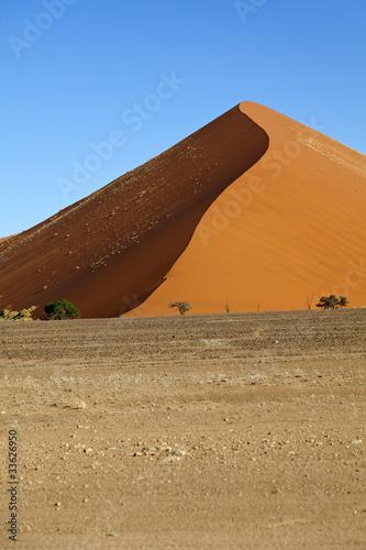 Naklejka Namib-Naukluft-Nationalpark