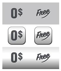 Icônes gratuit