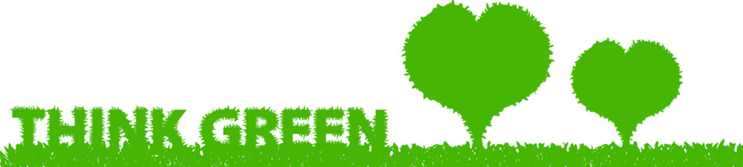 protect the environment : vector banner illustration