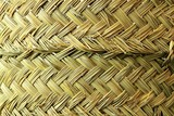 esparto grass handcraft texture traditional Spain poster