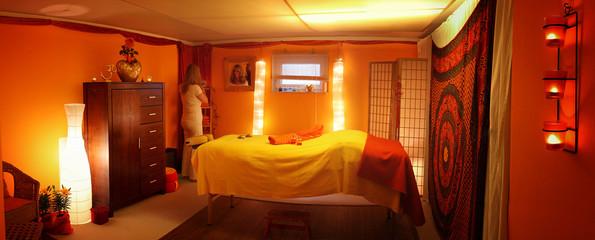 Massagepraxis / Wellnessraum