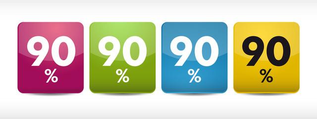 SCONTI 90%