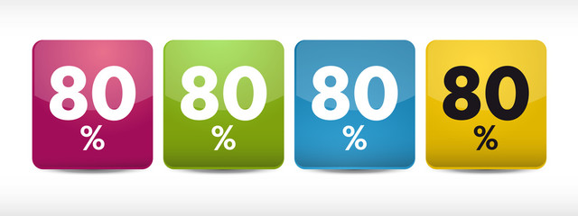 SCONTI 80%