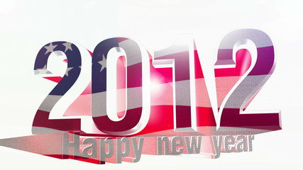 For USA happy new year