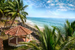 Ocean view in Kerala