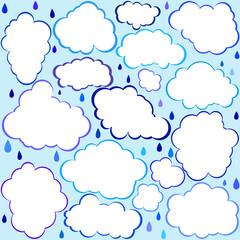 Overcast blue