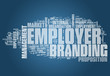 "Word Cloud ""Employer Branding"""