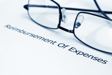 Reimbursement for expenses