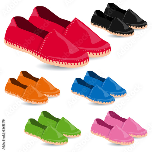 Espadrilles Summer Shoes