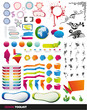 Tens of vector elements full set