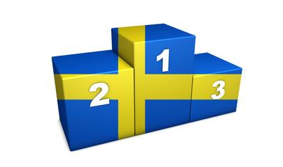Swedish Podium