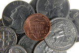 Penny on Coins