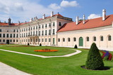 Esterhazy castle in Fertod - Hungary