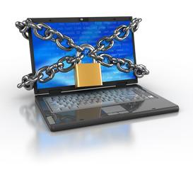 locked internet access