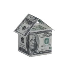 $100 дом