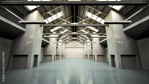 Usine d saffect e de thibault renard photo libre de droits 33667992 sur fot - Acheter une usine desaffectee ...