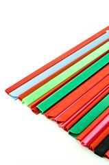 Lines of multicolor