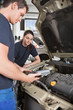 Mechanics with Diagnostic Equipment