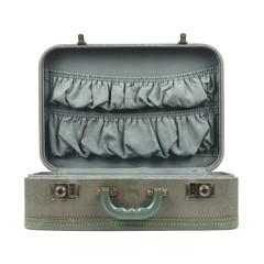 Vintage Suitcase - opened