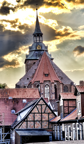St. Michael Church, Lueneburg, Germany