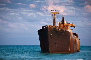 Cargo wreck