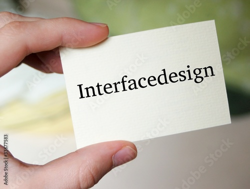 Interfacedesign