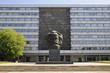 Karl-Marx-Monument, Chemnitz, Sachsen, Deutschland