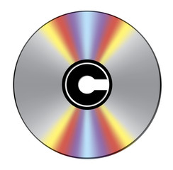 Copyrighted CD