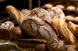 Leinwanddruck Bild - breadbasket