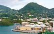 port Victoria Mahé Seychelles