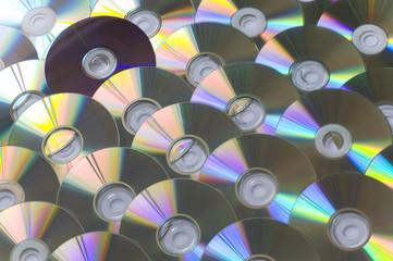 沢山のCD