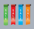 Sale bookmarks