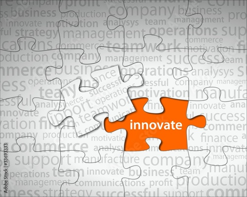 Business Jigsaw - Innovate