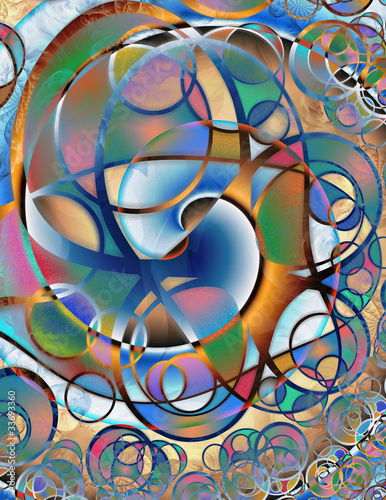 Swirl Abstract
