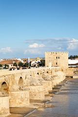 Puente Romano über den Guadalquivir in Cordoba, Spanien