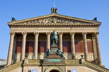 The Nationalgallery in Berlin
