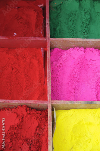 Farbpulver bilder