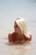 Maedchen im Bikini