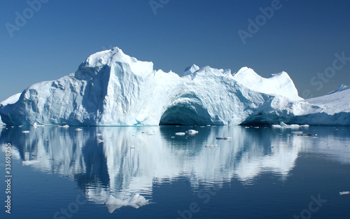 Foto op Aluminium Antarctica 2 Eisberg
